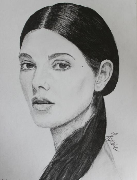 Ashley Greene by Ksenia22